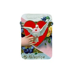 Vintage Valentine Apple iPad Mini Protective Sleeve