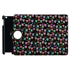 Happy owls Apple iPad 2 Flip 360 Case