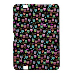 Happy owls Kindle Fire HD 8.9  Hardshell Case