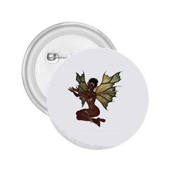 Faerie Nymph Fairy with outreaching hands 2.25  Button