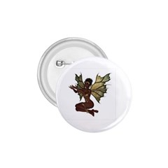 Faerie Nymph Fairy with outreaching hands 1.75  Button