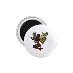 Faerie Nymph Fairy with outreaching hands 1.75  Button Magnet