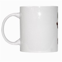 Faerie Nymph Fairy with outreaching hands White Coffee Mug