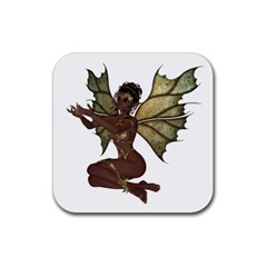 Faerie Nymph Fairy with outreaching hands Drink Coasters 4 Pack (Square)