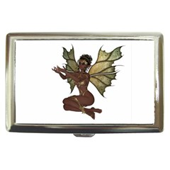 Faerie Nymph Fairy with outreaching hands Cigarette Money Case