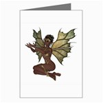 fairy Greeting Card Left