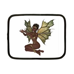 Faerie Nymph Fairy With Netbook Sleeve (small)