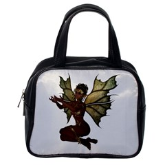 Faerie Nymph Fairy with outreaching hands Classic Handbag (One Side)