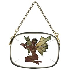Faerie Nymph Fairy with outreaching hands Chain Purse (One Side)