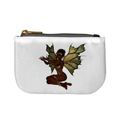 Faerie Nymph Fairy with outreaching hands Coin Change Purse