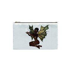 Faerie Nymph Fairy with outreaching hands Cosmetic Bag (Small)