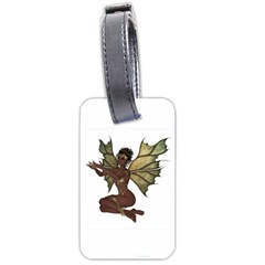 Faerie Nymph Fairy with outreaching hands Luggage Tag (One Side)