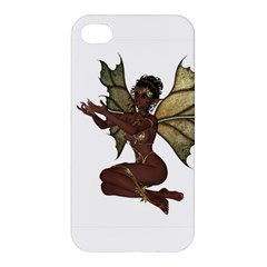 Faerie Nymph Fairy With Outreaching Hands Apple Iphone 4/4s Hardshell Case