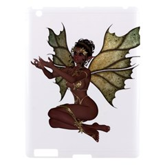 Faerie Nymph Fairy With Outreaching Hands Apple Ipad 3/4 Hardshell Case