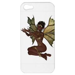 Faerie Nymph Fairy with outreaching hands Apple iPhone 5 Hardshell Case