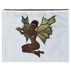 Faerie Nymph Fairy with outreaching hands Cosmetic Bag (XXXL)