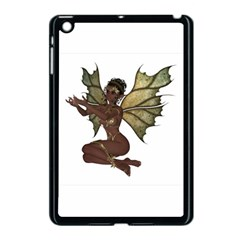 Faerie Nymph Fairy with outreaching hands Apple iPad Mini Case (Black)