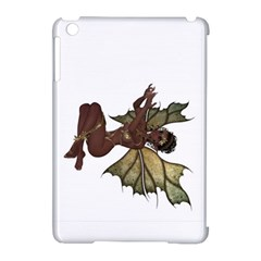 Faerie Nymph Fairy With Outreaching Hands Apple Ipad Mini Hardshell Case (compatible With Smart Cover)