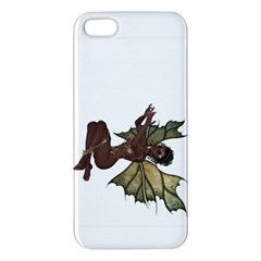 Faerie Nymph Fairy with outreaching hands iPhone 5 Premium Hardshell Case