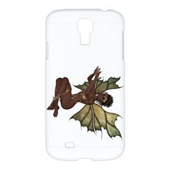 Faerie Nymph Fairy With Outreaching Hands Samsung Galaxy S4 I9500/i9505 Hardshell Case