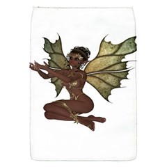 Faerie Nymph Fairy With Outreaching Hands Removable Flap Cover (small)