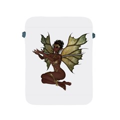 Faerie Nymph Fairy with outreaching hands Apple iPad Protective Sleeve