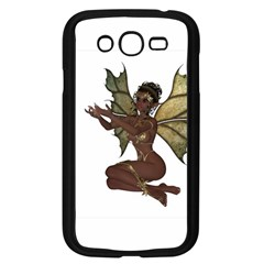 Faerie Nymph Fairy with outreaching hands Samsung Galaxy Grand DUOS I9082 Case (Black)