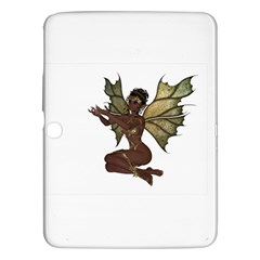 Faerie Nymph Fairy with outreaching hands Samsung Galaxy Tab 3 (10.1 ) P5200 Hardshell Case