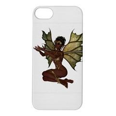 Faerie Nymph Fairy With Outreaching Hands Apple Iphone 5s Hardshell Case