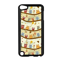 Autumn Owls Apple iPod Touch 5 Case (Black)