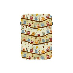 Autumn Owls Apple Ipad Mini Protective Sleeve