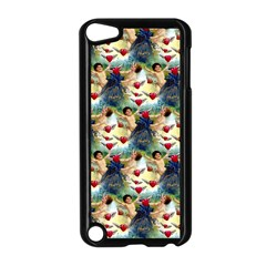 Vintage Valentine Cherubs Apple iPod Touch 5 Case (Black)
