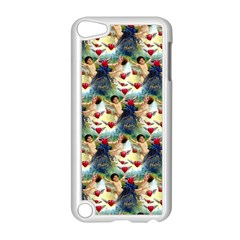Vintage Valentine Cherubs Apple iPod Touch 5 Case (White)