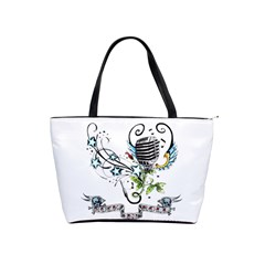 Randr Tatt 1 Large Shoulder Bag