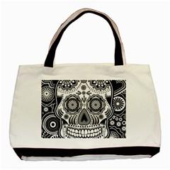 skull Classic Tote Bag