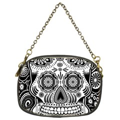 Skull Chain Purse (two Sides)