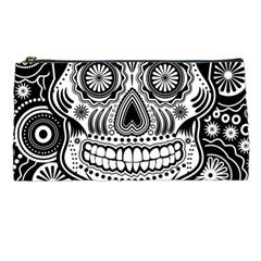 skull Pencil Case
