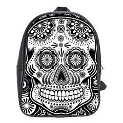 skull School Bag (Large)