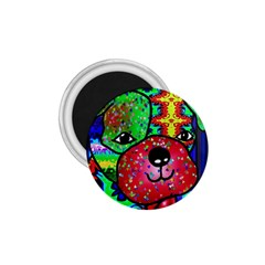 Pug 1.75  Button Magnet