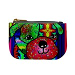 Pug Coin Change Purse Front
