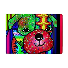 Pug Apple Ipad Mini Flip Case