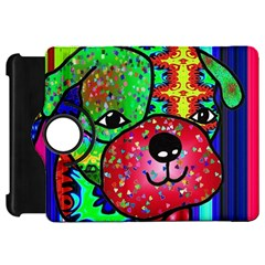 Pug Kindle Fire HD 7  (1st Gen) Flip 360 Case