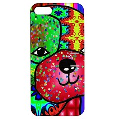 Pug Apple iPhone 5 Hardshell Case with Stand