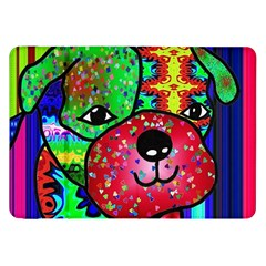 Pug Samsung Galaxy Tab 8 9  P7300 Flip Case