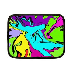 Abstract Netbook Sleeve (small)
