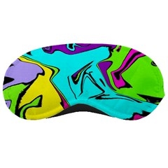 Abstract Sleeping Mask
