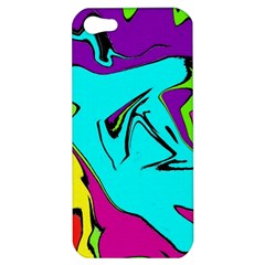 Abstract Apple iPhone 5 Hardshell Case
