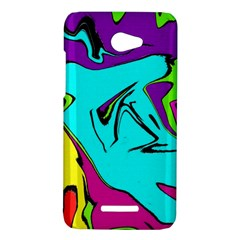 Abstract HTC Butterfly (X920e) Hardshell Case