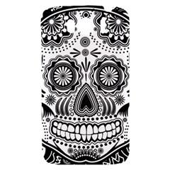 Sugar Skull HTC Sensation XL Hardshell Case