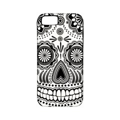 Sugar Skull Apple iPhone 5 Classic Hardshell Case (PC+Silicone)
